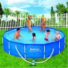 Bestway Splash and Play Steel Pro Frame Pool 12ftx32in
