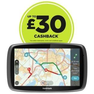 Tomtom Go 5000 5 Inch Lifetime Maps & Traffic Full EU £179.99 @ Argos