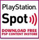 PlayStation Spot - Free PSP download at GAME store