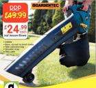 Leaf blower & vac - just £24.99 @ Netto