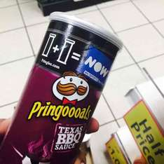 NowTV SkySports Day Pass free with 2 pack of Pringles using code @ Tesco