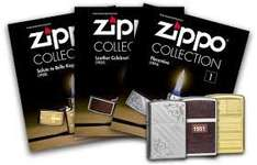 Zippo lighter magazine with genuine zippo, first issue £4.99 @ WH Smith instore