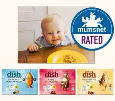 Try an award-winning Little Dish toddler meal for free with coupon
