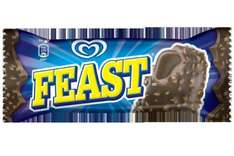 Wall's Feast Ice Cream Lolly 92ml - 25p @ Tesco Manchester City Centre.
