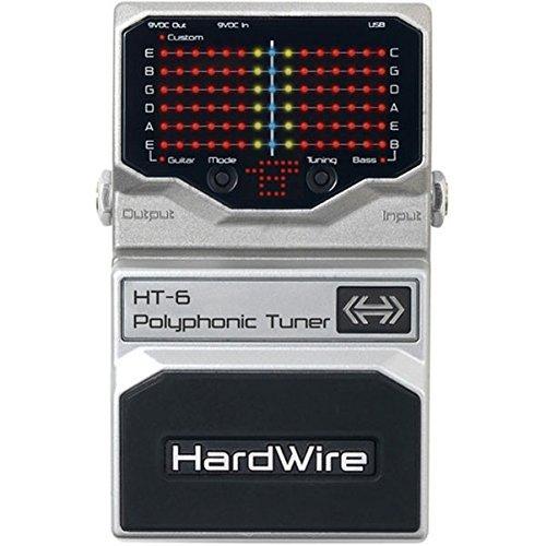 Digitech HardWire HT-6 Polyphonic Guitar Tuner £30 at Amazon