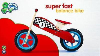 Grow and play balance Bike £14.99 at Sainsbury's