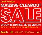 M and M Direct - Massive Clearance Sale! + Free Del on orders over £25