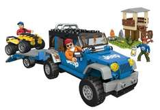 Mega Bloks World Builders Jeep Forest Expedition £6.99 @ Argos on eBay