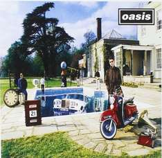 OASIS - Be Here Now / Don't Believe The Truth CD albums just £1.27 each (used VGC) @ Amazon sold and dispatched by Zoverstocks