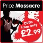 HORROR FROM £2.99 @ PLAY.COM + QUIDCO