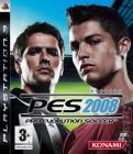 Pro Evolution Soccer 2008 £10.00