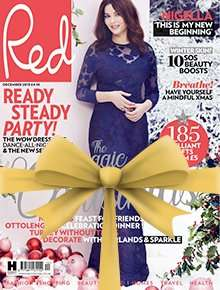 Red Magazine -53% on a Christmas gift subscription - Black Friday deal!