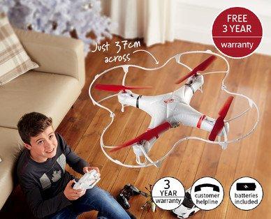Drone - 300dpi HD camera £49.s99 in Aldi