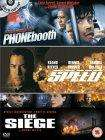 Phone Booth / The Siege / Speed (3 DVD Box set) - £5.89 delivered @ Sendit !