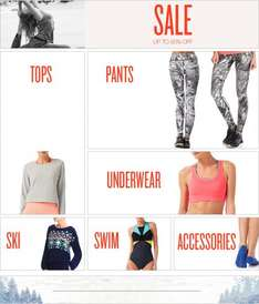 sale now started at Sweaty Betty up to 70% off