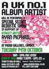 The View - EXCLUSIVE acoustic show £5 tickets!!