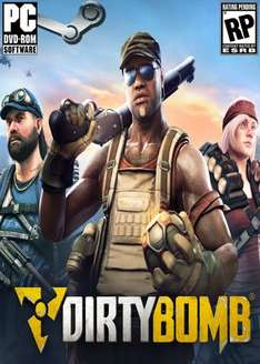 Dirty Bomb In-Game Case Add-On (PC) Brilliant FPS by makers of Wolfenstien FREE Steam Key @ Alienware