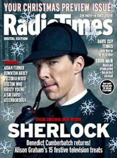 Radio Times - 10 issues for £1 (delivered) @ buysubscriptions