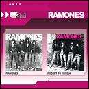 Ramones/RocketTo Russia 2FOR1 CD £4.99 delivered @ HMV+ Quidco