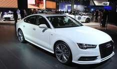 Brand New Audi A7 Sportback 3.0 TDI Executive S-Tronic Auto, Save £12,783 off RRP of £46,415, £33632 at Broadspeed