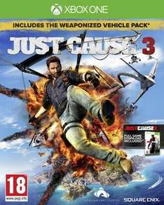 Just Cause 3 £29.65 @ Rakuten/TheGameCollection with code HOTJAN (10%)