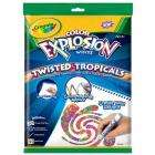 Crayola Colour Explosion White - Twisted Tropicals only £2.47 @ Amazon - nice filler item!