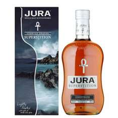 Isle of Jura Superstition 70cl £27.00 @ Tesco