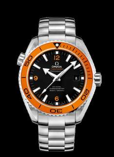 OMEGA SEAMASTER PLANET OCEAN 45.5mm CHRONOMETER - £2,975.00 @ Browns Family Jewellers