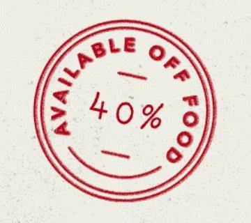 40% OFF Meals @ Blackhouse Restaurants via Free Membership