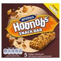 McVities Snack Bars 2 for £2.00 at Waitrose (plus free coffee/tea and newspaper)