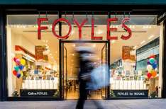 Free hot drink at Foyles in Cabot Circus (Bristol) when you download the Cabot Circus app
