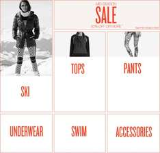 50% off everything in the sweaty betty mid season sale