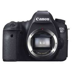 Canon EOS 6D - £1099 (£949 after poss Canon cashback) @ Mifsuds