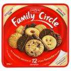 Family Circle Biscuits large Tub 900g was £5.18 now £2.00 In store and online @ Tesco.com Other bicuits on offer in thread too.