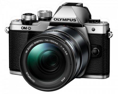 Olympus OM-D E-M10 MK II Silver + 14-150mm II --LCE Exclusive Kit--