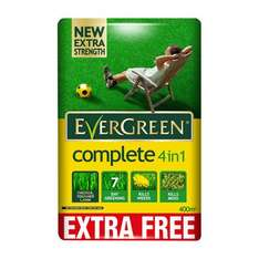 Evergreen Complete 4in1 Lawn Feed 400m2 £14.99 @ Roys of Wroxham (£4.99 del)
