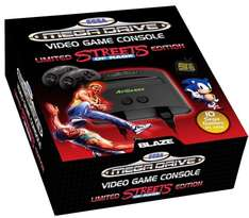 Sega Megadrive 2 - Streets Of Rage Special Edition (Refurb) - £14.24 - Funstock Retro