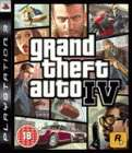 Grand Theft Auto IV (PS3) £19.99 pre-owned at Game