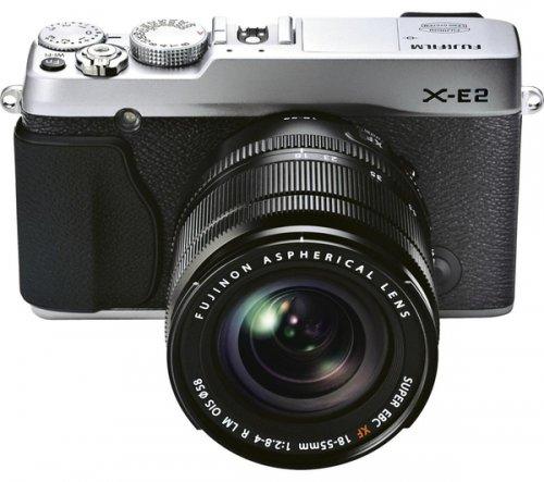 Fujifilm X-E2 Compact System Camera +18-55mm F2.8-4 lens + Free Sling Bag £499 @ UK Digital