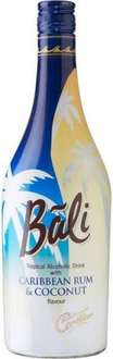Bali Tropical Alcoholic Drink with Caribbean Rum & Coconut Flavour Morrisons 70cl £4.20