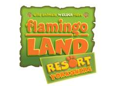 2 For 1 Flamingoland adult tickets plus FREE burger and chips. £37 at the gate for TWO admission tickets, code/voucher print out required.