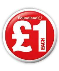Everything 90p in Poundland  Strood - Kent