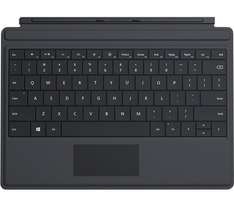 Surface 3 Typecover (Black) £39.97 @ PC-WORLD (reserve)