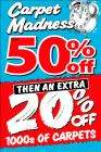 Another 10% off at Carpet Right  today between 4pm & 9pm