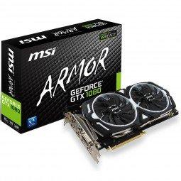 MSI GTX 1080 ARMOR £569.99 @ Overclockers
