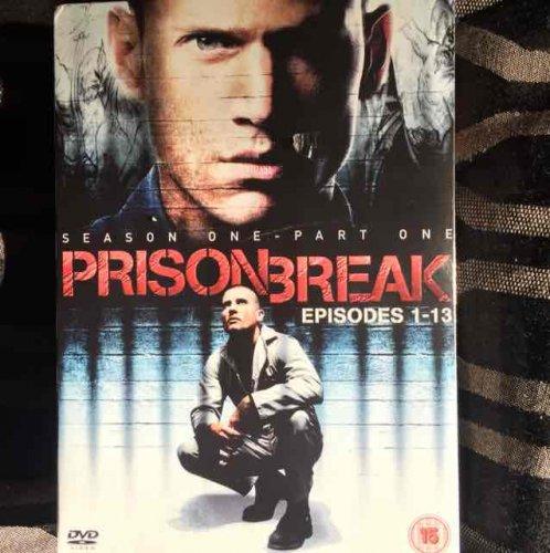 Prison Break Season 1 Poundland Surrey Quays