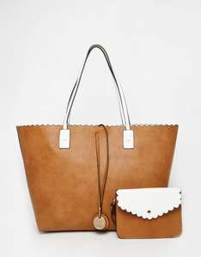 Dune Reversible Shopping Bag - £30 @ ASOS (was £69)