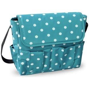 BabyStart Polka Dot Changing Bag - Green. Product code:448/3245 £7.49 at Argos