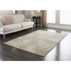Selected rugs half price at B&M - now £34.99