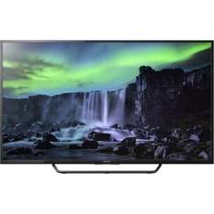"Sony KD49X8005CBU 49"" Smart 4K Ultra HD TV £459 after GET40 code from ao.com"